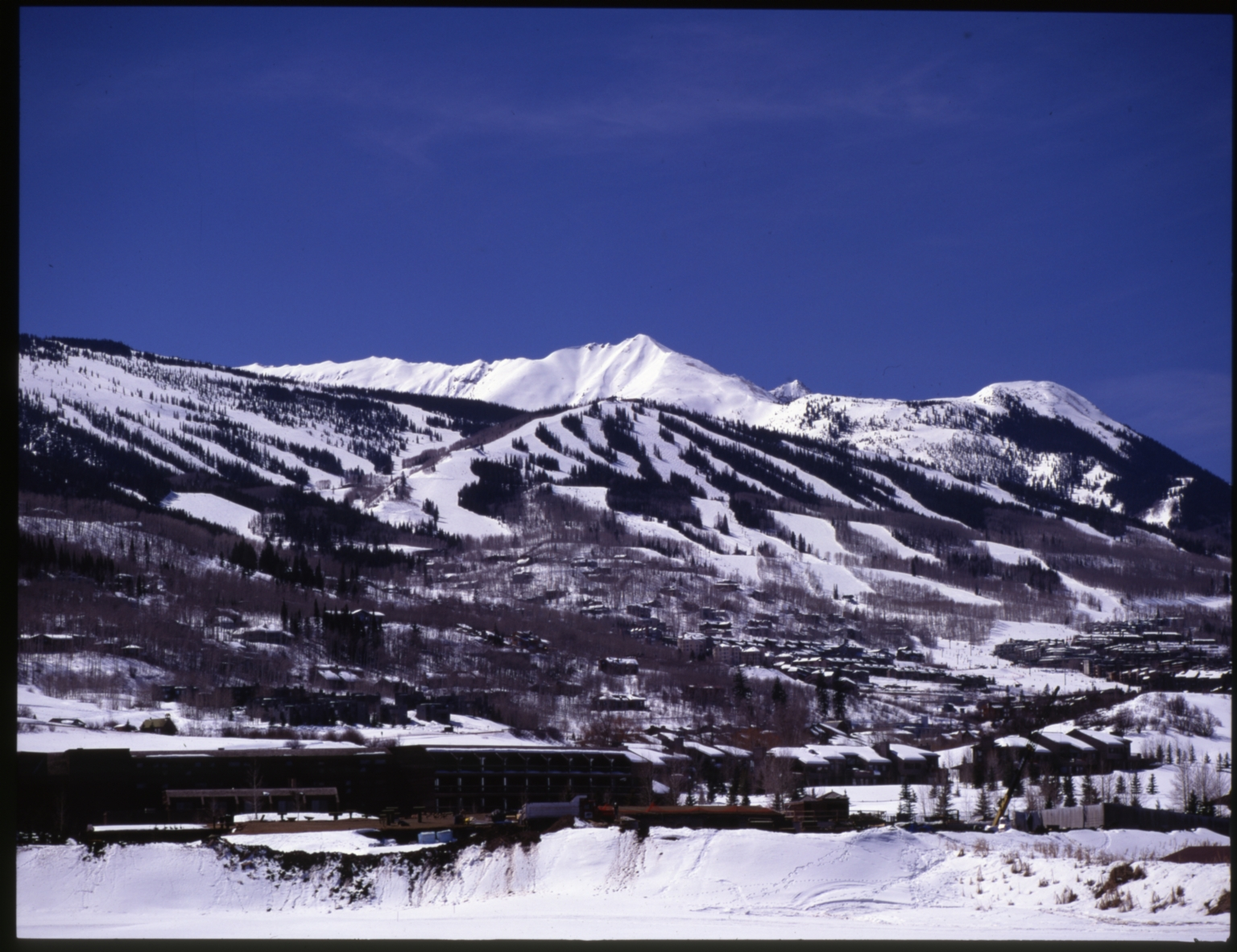 Snowmass Village and Ski Area