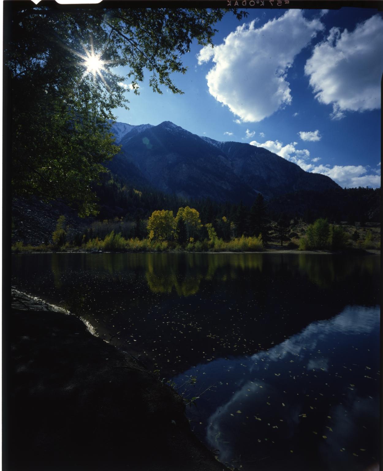 Mount Princeton and Chalk Lake