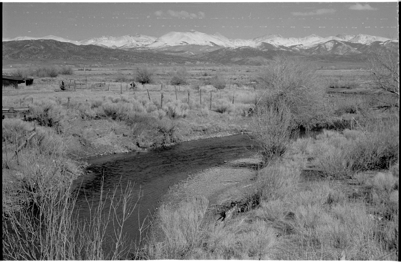Scenery near Santa Fe