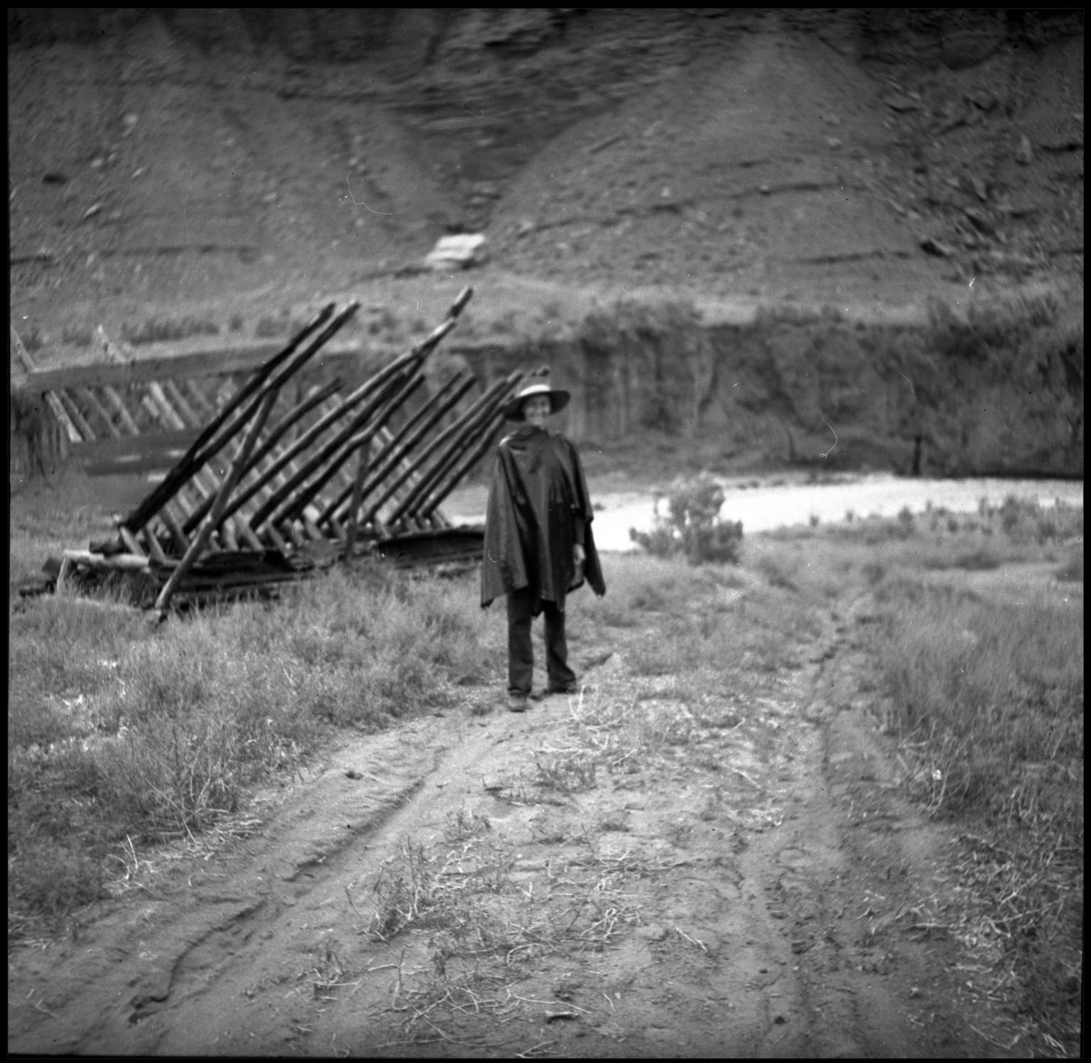 Fieldwork from Turner-Look Site in Utah