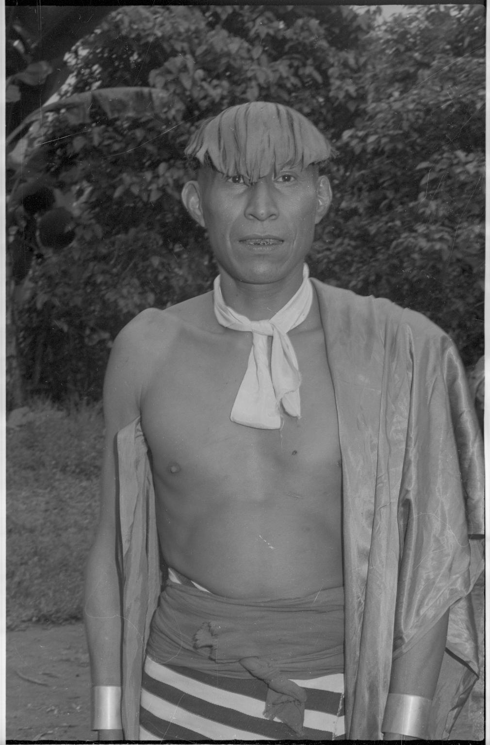 Colorado Indian Man