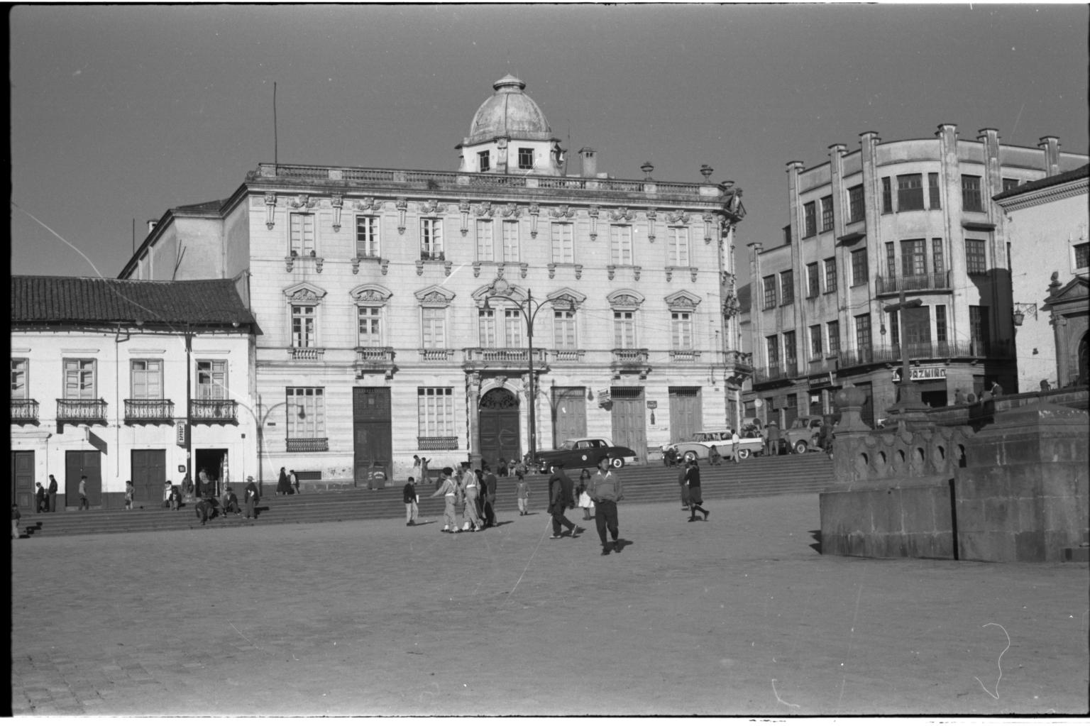 Palace Gangotena