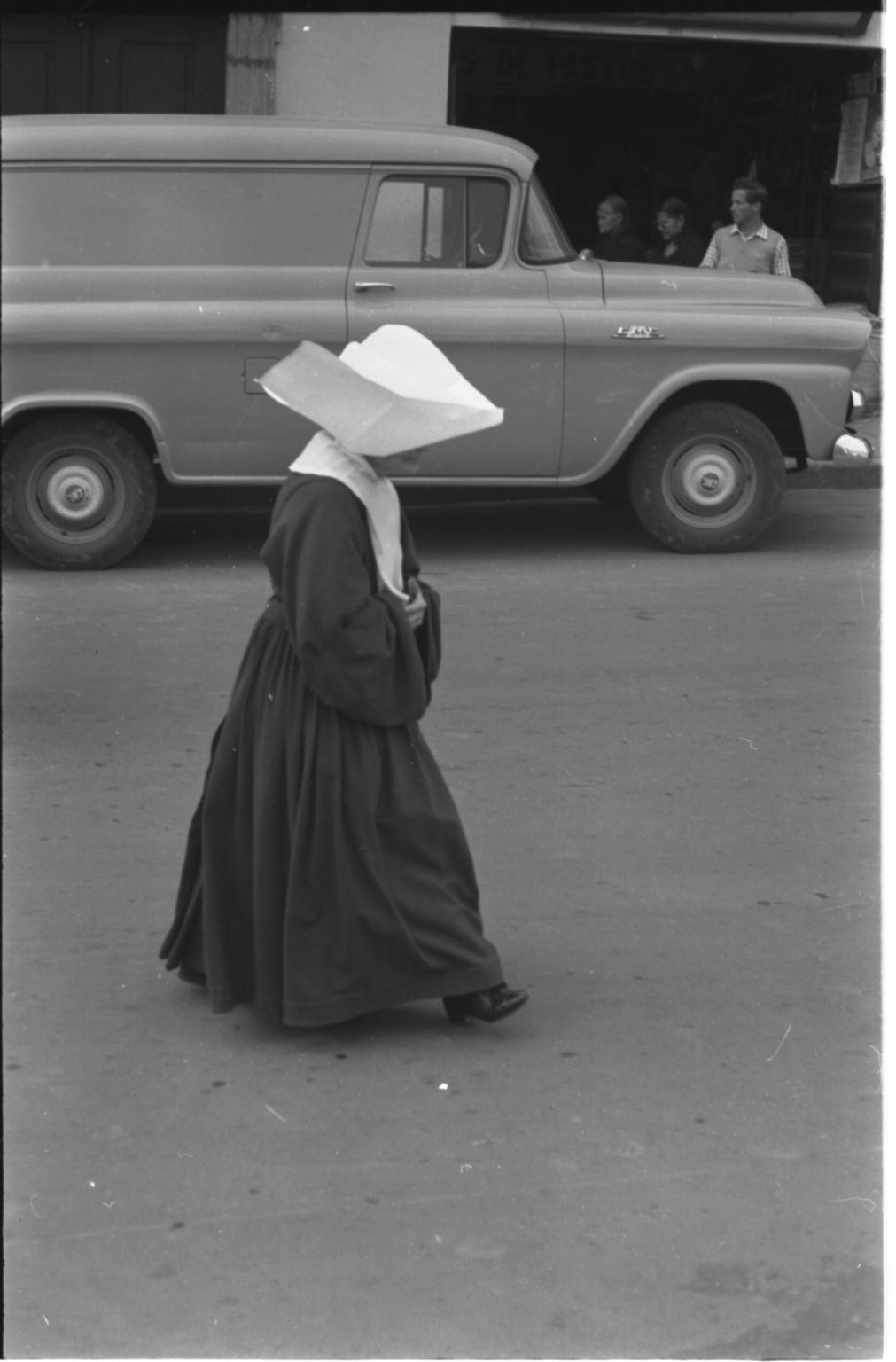 Ecuadorian nun
