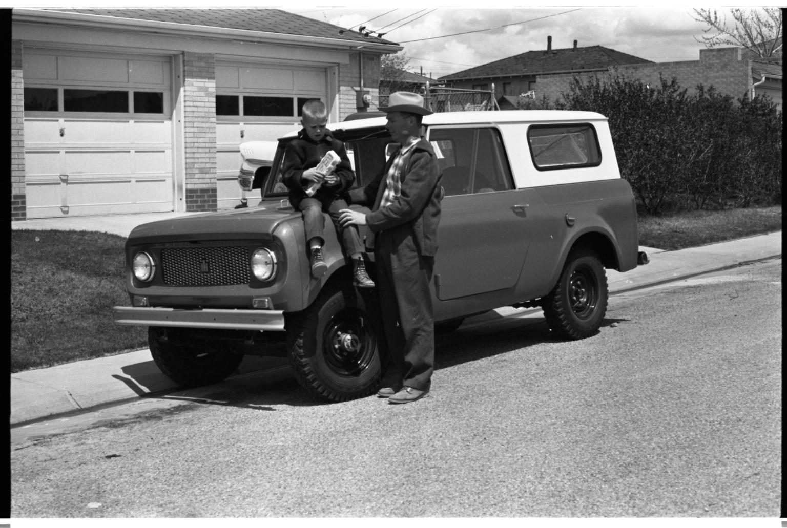 Jack Putnam and Son