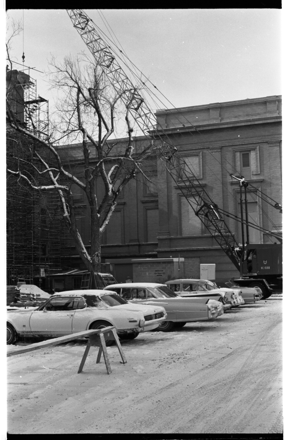 1971 Roof Construction and Structural Repair