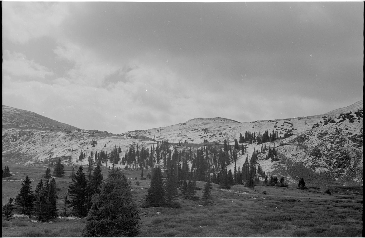 Cottonwood Pass Scenery