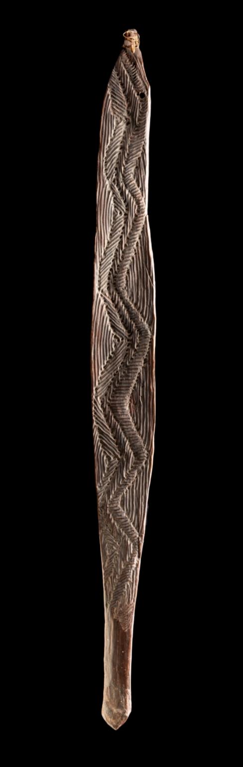 Aboriginal Australian Spearer Thrower