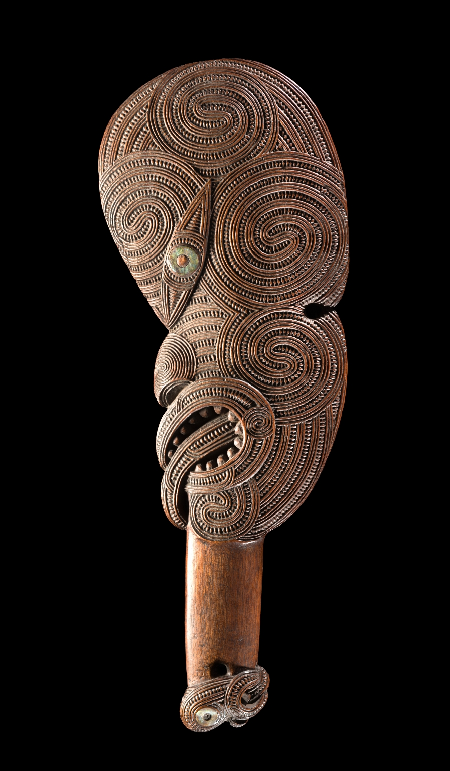 Maori Wahaika (Club)