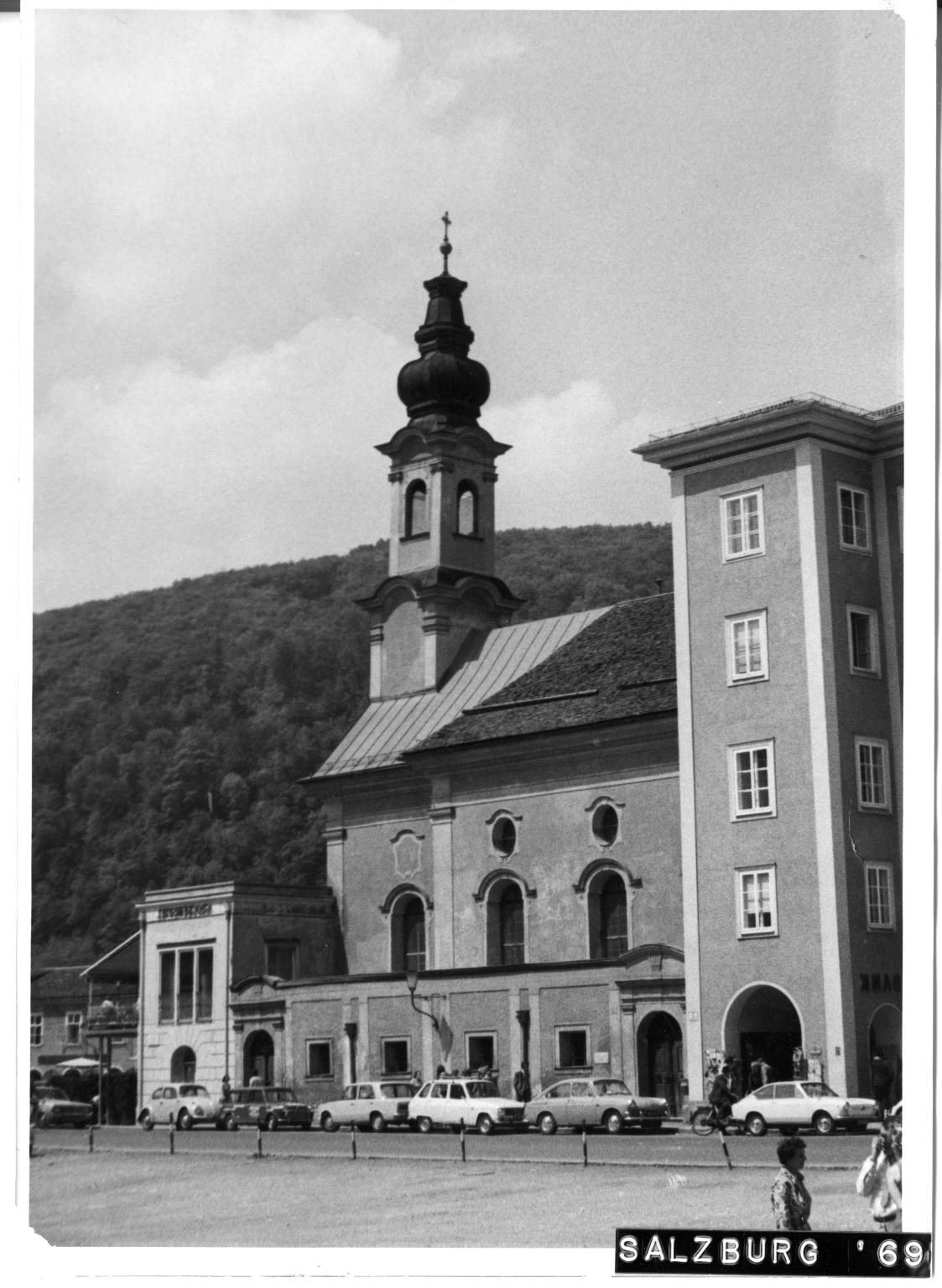 Building in Salzburg