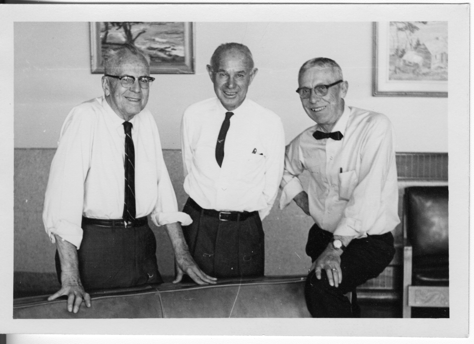 Alfred M. Bailey, Robert J. Niedrach and Fred W. Kent