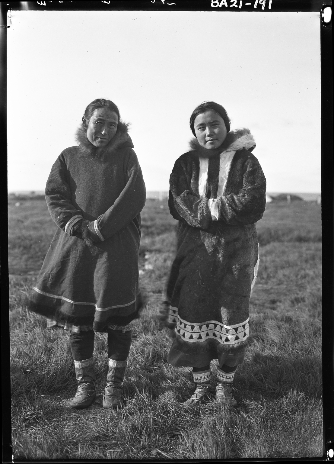 Eskimo women