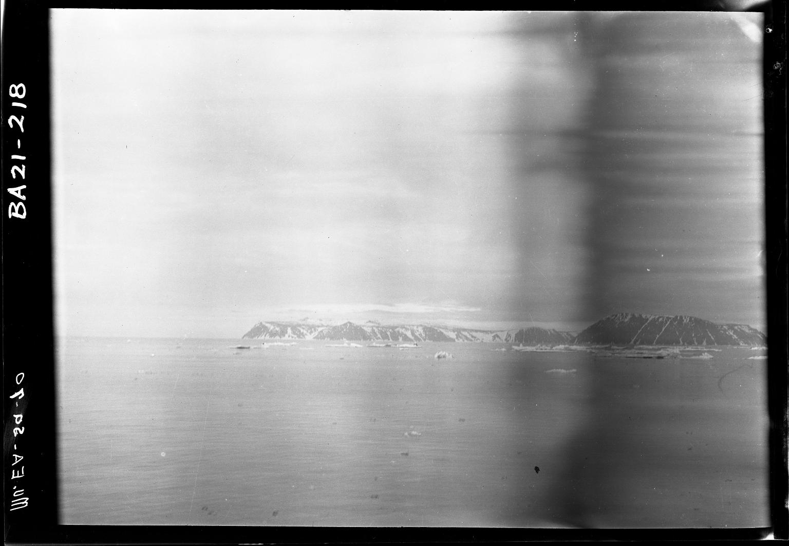 Little Diomede Island