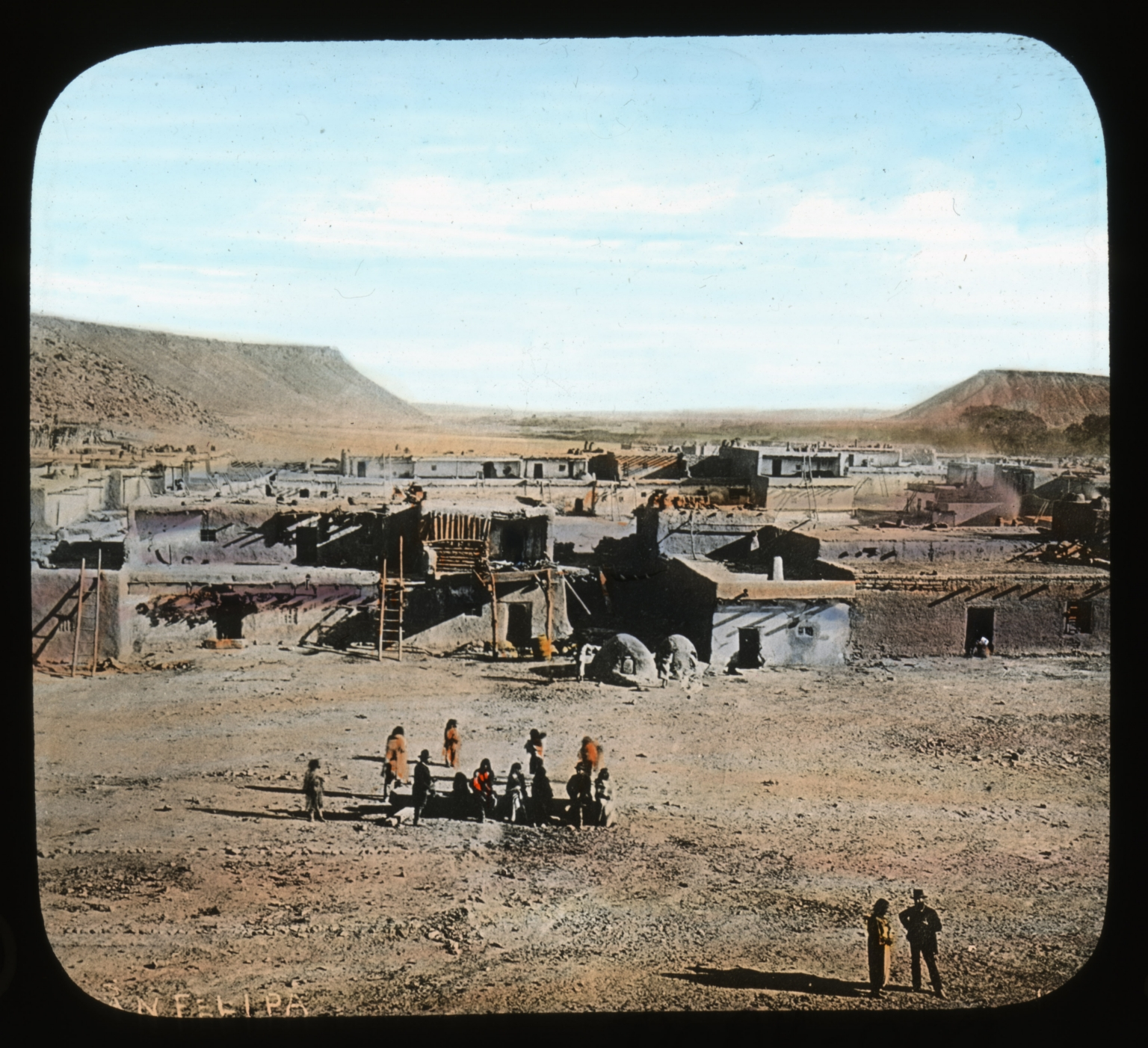 Pueblo of San Felipa, New Mexico