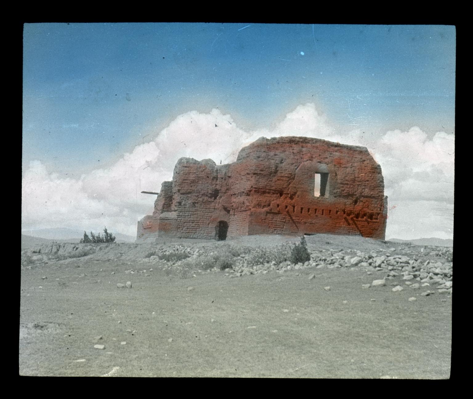 Old Pecos Church