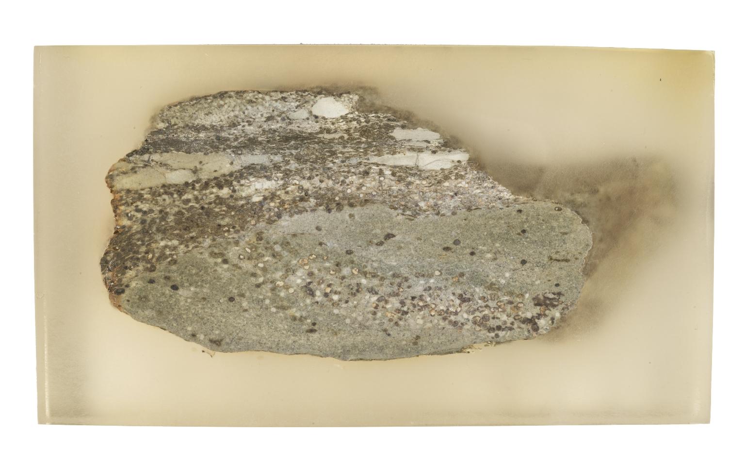 Sandstone spherules