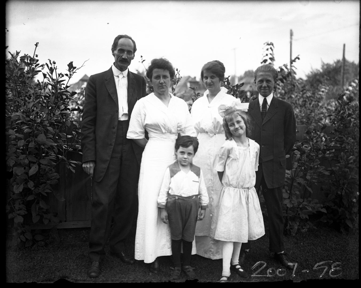 Jesse Figgins Family