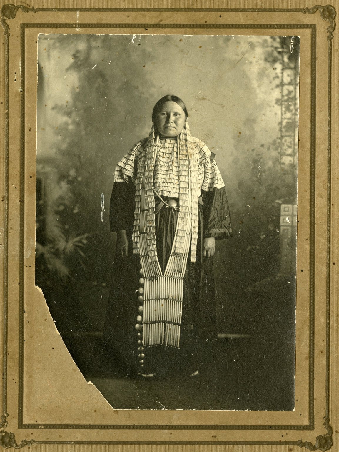 Sioux Woman