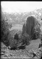 Scene on Shoshone River