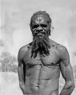 Aborigine man