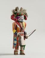 Ongchoma Kachina Doll