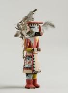 Sowi-ing Kachina Doll