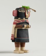 Kokopelli Kachina Doll