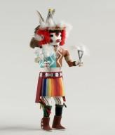Kwivi Kachina Doll