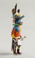 Tumoala Kachina Doll