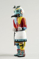 Turposkwa Kachina Doll