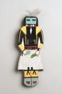 Ang-ak-china Kachina Doll also Cradke Kachina Doll