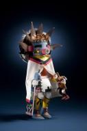 Talavai Kachina Doll