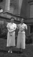 Hannah Marie Wormington and Elizabeth Huscher