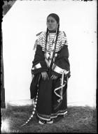 Sioux woman