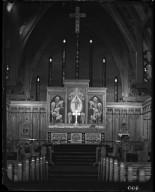 Altar at St. Marks