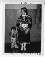 Rosebud and Donna Old Elk
