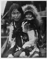 King Island Woman and Child