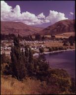 Lake Wanaka and township