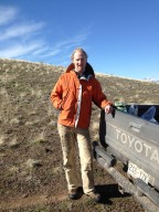 James Hagadorn in Utah.