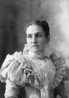 Portrait of Anna Murray Underhill