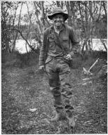 Bailey Fieldwork in Alaska 1920-1921