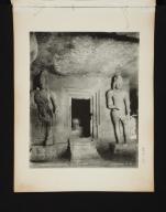 The Linga Shrine in Elephanta, India.
