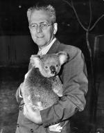 Alfred M. Bailey fieldwork in Australia