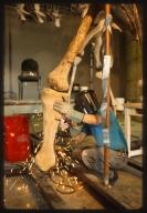 Diplodocus articulation