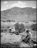 Fieldwork at Turner-Look Site, Utah