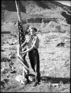 Fieldwork at unknown site