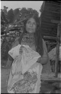 Colorado Indian Woman