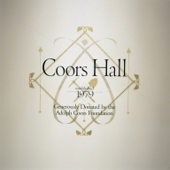Coors Mineral Hall graphics