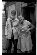 Jacob and Elfriede Horneman