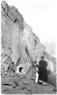Ruins at Chaco Culture National Historic Park