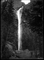 Navajo River Waterfall